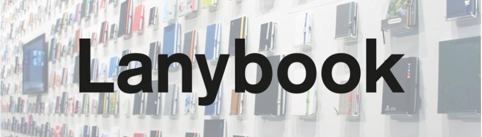Lanybook jegyzetfüzet