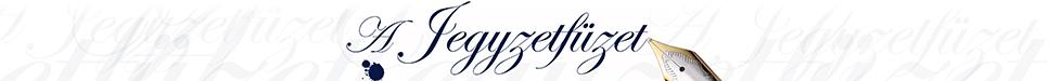 a Jegyzetfüzet webshop